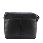 BARCELONA 01 CROSSBODY APACHE,  black