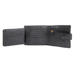 38 Men s Wallet, Regular,  black