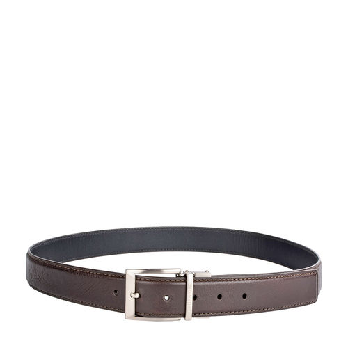 Antonio Men s Belt, Sow Ran, 34-36,  brown