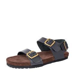 Bill Men's Shoes, Dakota Black Split Suede Brown, 10,  black