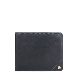 Phk 001 Men's wallet,  black