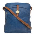Sb Mensa 02 Women s Handbag, Cement Lizard Ranchero,  blue