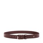 Ee Leanardo Men s Belt Glazed, 40,  brown
