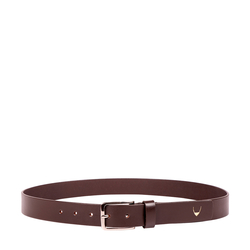 Ee Leanardo Men's Belt Glazed, 34,  brown