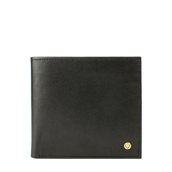 Sb 017sc Men's Wallet, Melbourne Ranch,  black