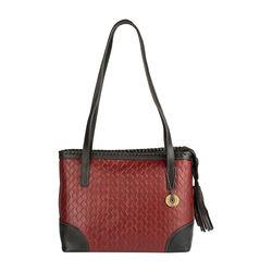 Ara 03 Handbag, woven,  red