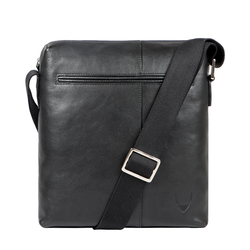 FITCH 04 CROSSBODY RANCHERO,  black