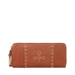 WILD ROSE W2 (RF) WOMENS WALLET KALAHARI,  tan