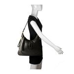 Sterlet Handbag,  black, deer
