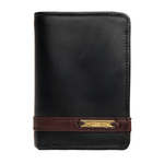 259-Tf (Rf) Men s wallet,  black