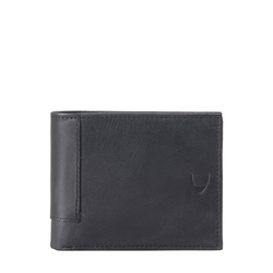 295 030 (Rfid) Men's Wallet, Soho,  black