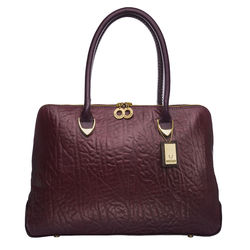 Yangtze 03 Women's Handbag, Elephant Ranch,  aubergine