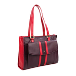Frenchy 02 Women s Handbag Ranch,  aubergine