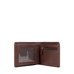 313 490 TF (RFID) MENS WALLET MELBOURNE RANCH,  brown
