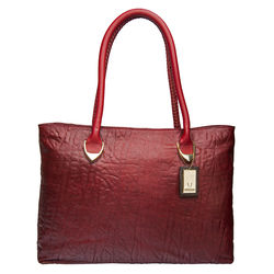Yangtze 02 Handbag,  red, elephant