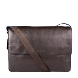 Campbell 01Messenger bag, regular,  brown