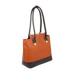 Shinjuku 01 Women s Handbag, Woven Ranch Melbourne Ranch,  tan