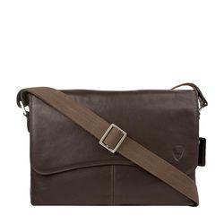 Melrose Place 03 Messenger bag, regular,  brown