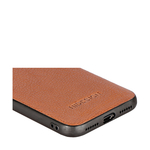 I PHONE X MOBILEPHONE CASE KALAHARI,  tan