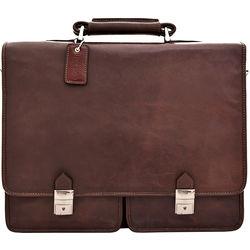 Bentley Parma Briefcase, regular,  brown