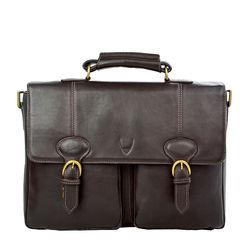 Parker 02Messenger bag, regular,  brown