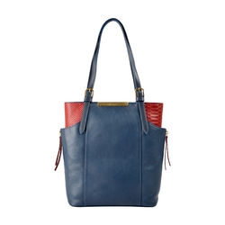 Gemini 02 Sb Women's Handbag, Andora Snake,  midnight blue