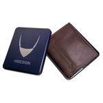 253-L015 (Rf) Men s wallet,  brown