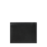 EE 017SC RF MENS WALLET REGULAR PRINTED,  black