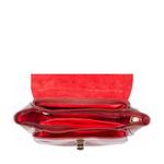 Vitello 01 Women s Handbag, Ranch Mel Ranch,  red