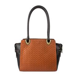 Ee Liya 02 Women's Handbag, Woven,  tan