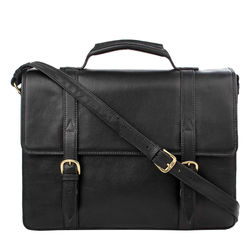 Sb Bennett 2 Briefcase, regular,  black