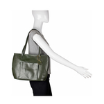 Liscio 01 Women s Handbag, Soho,  green