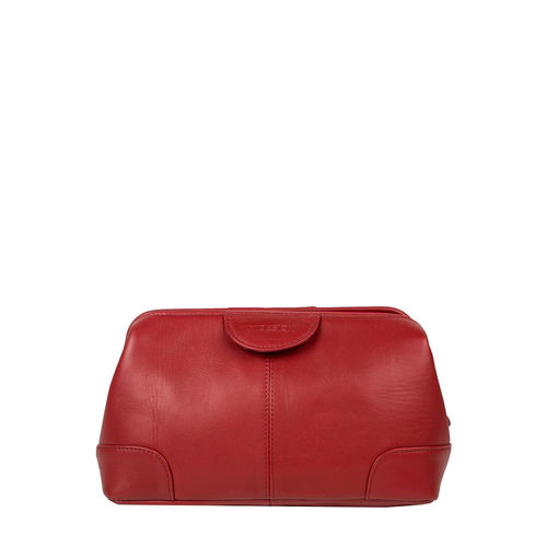 Capri Washbag,  red