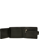 277 038sb Men s Wallet, Melbourne Ranch,  black
