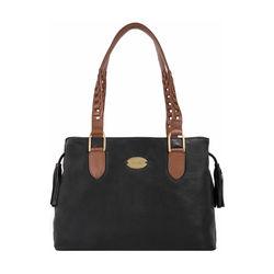 Tiramisu 02 Women's Handbag, Lamb,  black