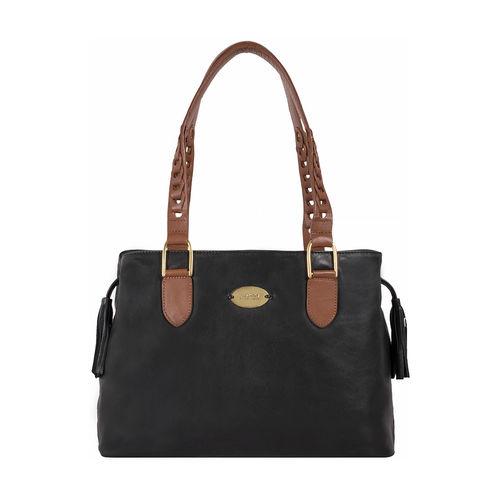 Tiramisu 02 Women s Handbag, Lamb,  black