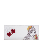 Belle W1 Women s Wallet, Ranch,  white