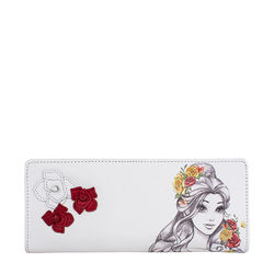Belle W1 Women's Wallet,  white