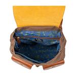 Lumiere 02 Women s Handbag, Canvasemboss Mel Ranch Split,  desert palm