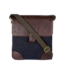 Tuareg 03 Crossbody,  navy blue