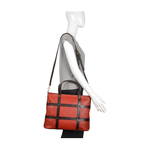 Hidesign X Kalki Freedom 01 Women s Shoulder Bag, Waxed Split Regular,  rust