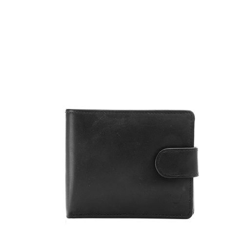 038(Rf) Men s Wallet Ranch,  black