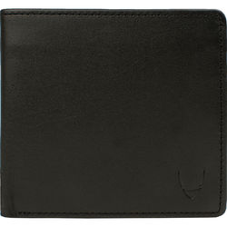 277 017sb Men's Wallet Melbourne Ranch,  black