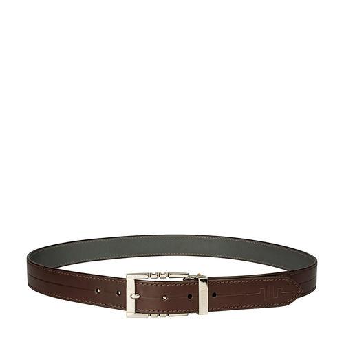 Jene Men s Belt, Soho, 42,  brown