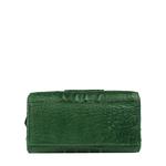 Mb Suzie Women s Handbag, Baby Croco Melbourne Ranch,  emerald green
