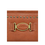 METAL W3 RF WOMENS WALLET KALAHARI,  tan