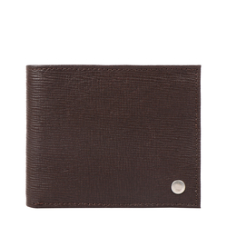 SIRIUS W1 SB (RFID) MENS WALLET MANHATTAN,  brown