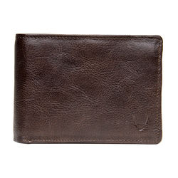 L104 Men's wallet, regular,  brown