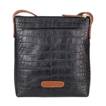 Saturn 02 Sb Women s Handbag, Croco Melbourne Ranch,  black