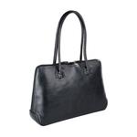 Jaxon Women s Handbag, Regular,  black